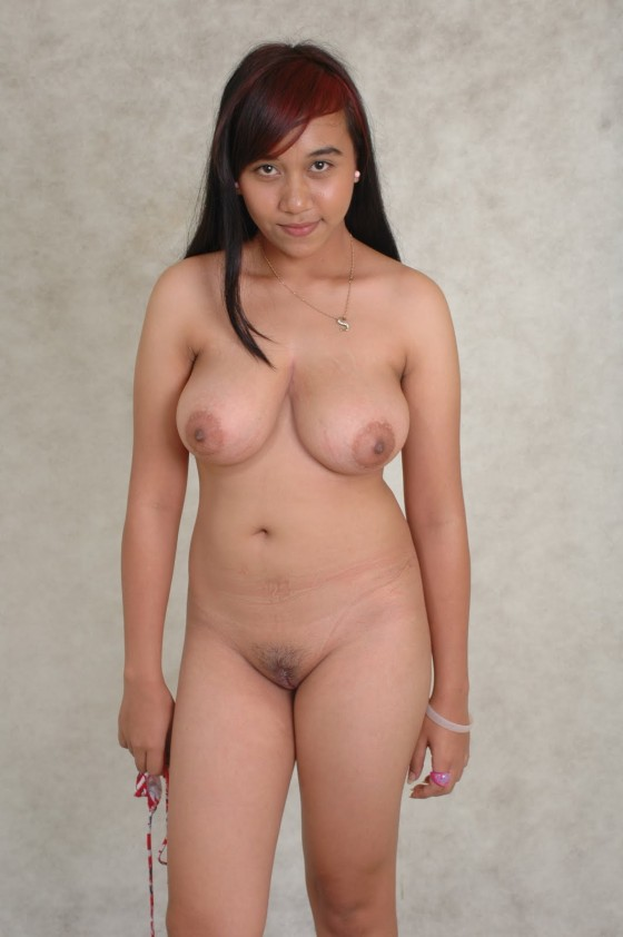 After shaved indonesia aked women